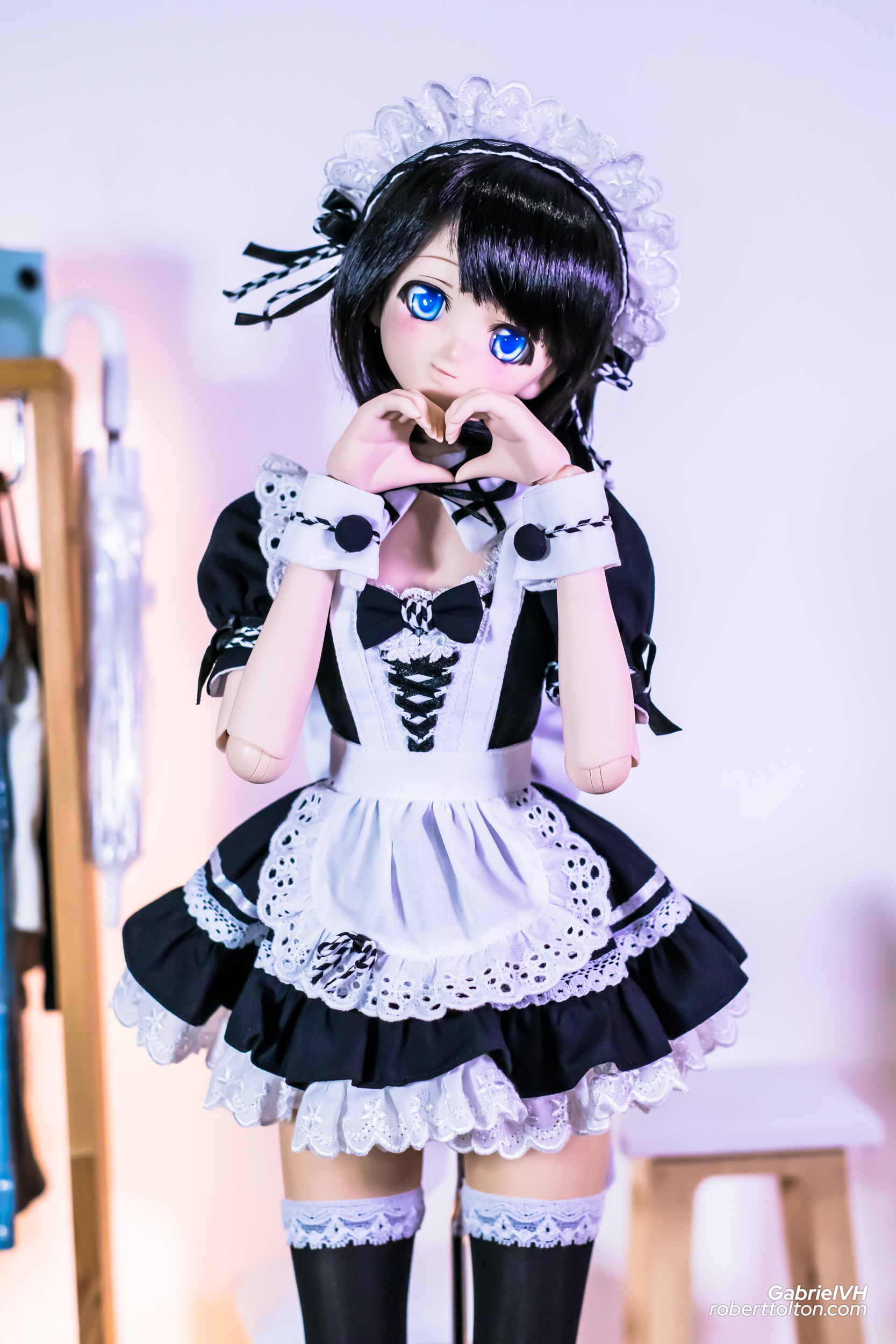 Moe Maid Outfit 12