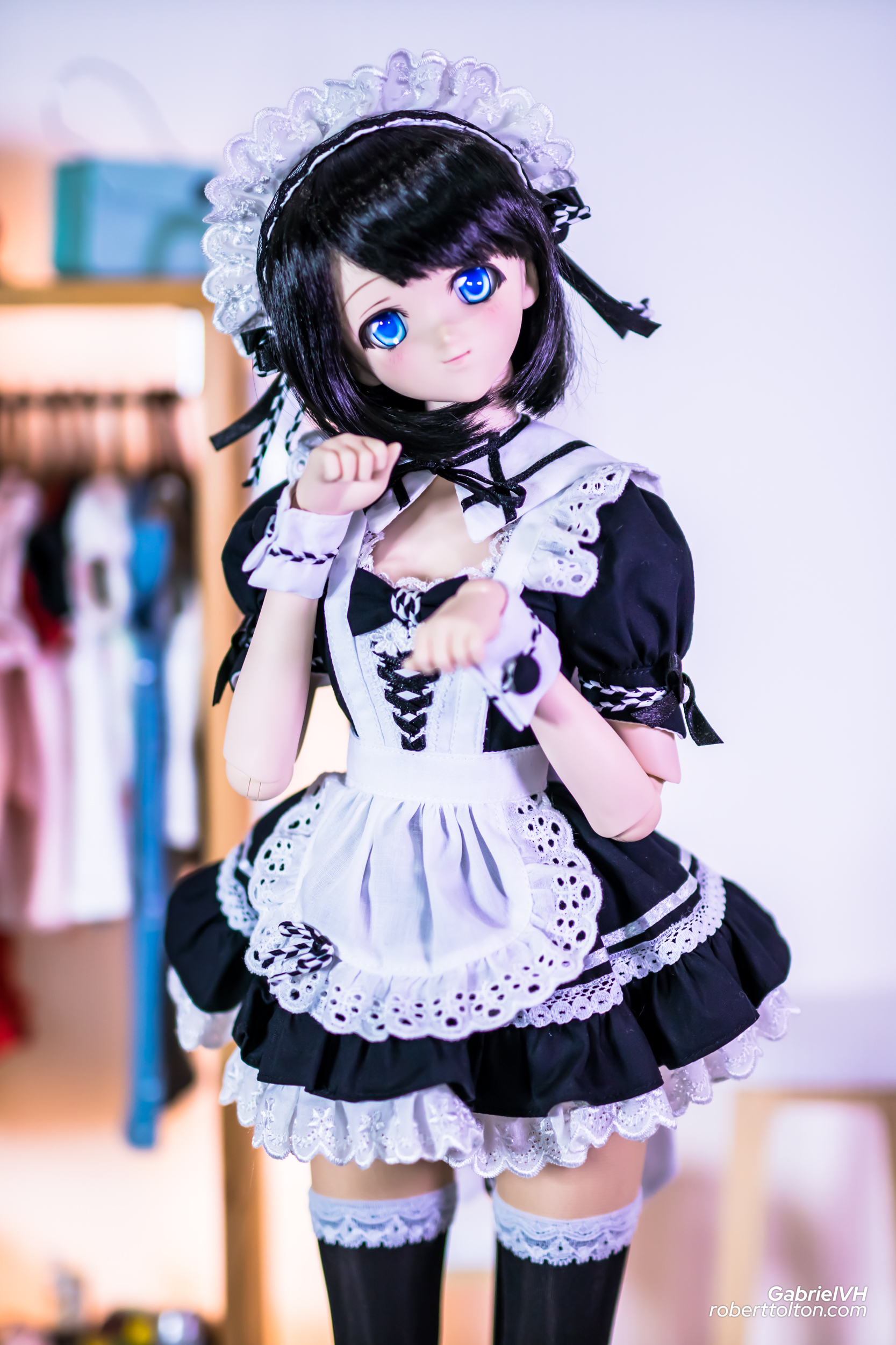 Moe Maid Outfit 5
