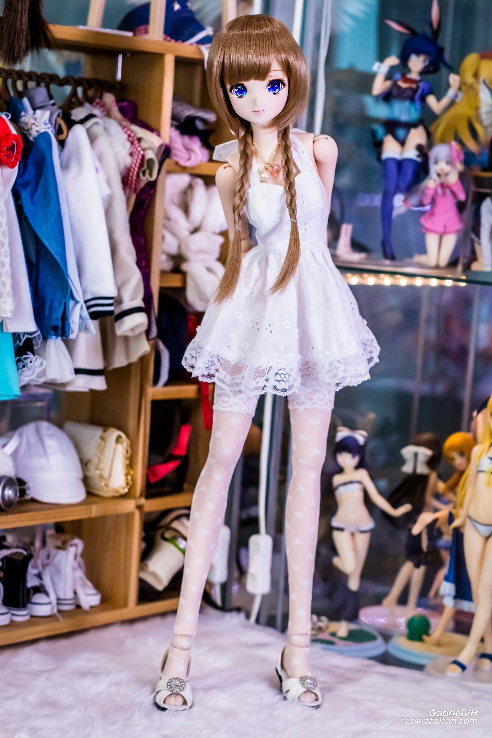 Starlight White Spring Dress 1