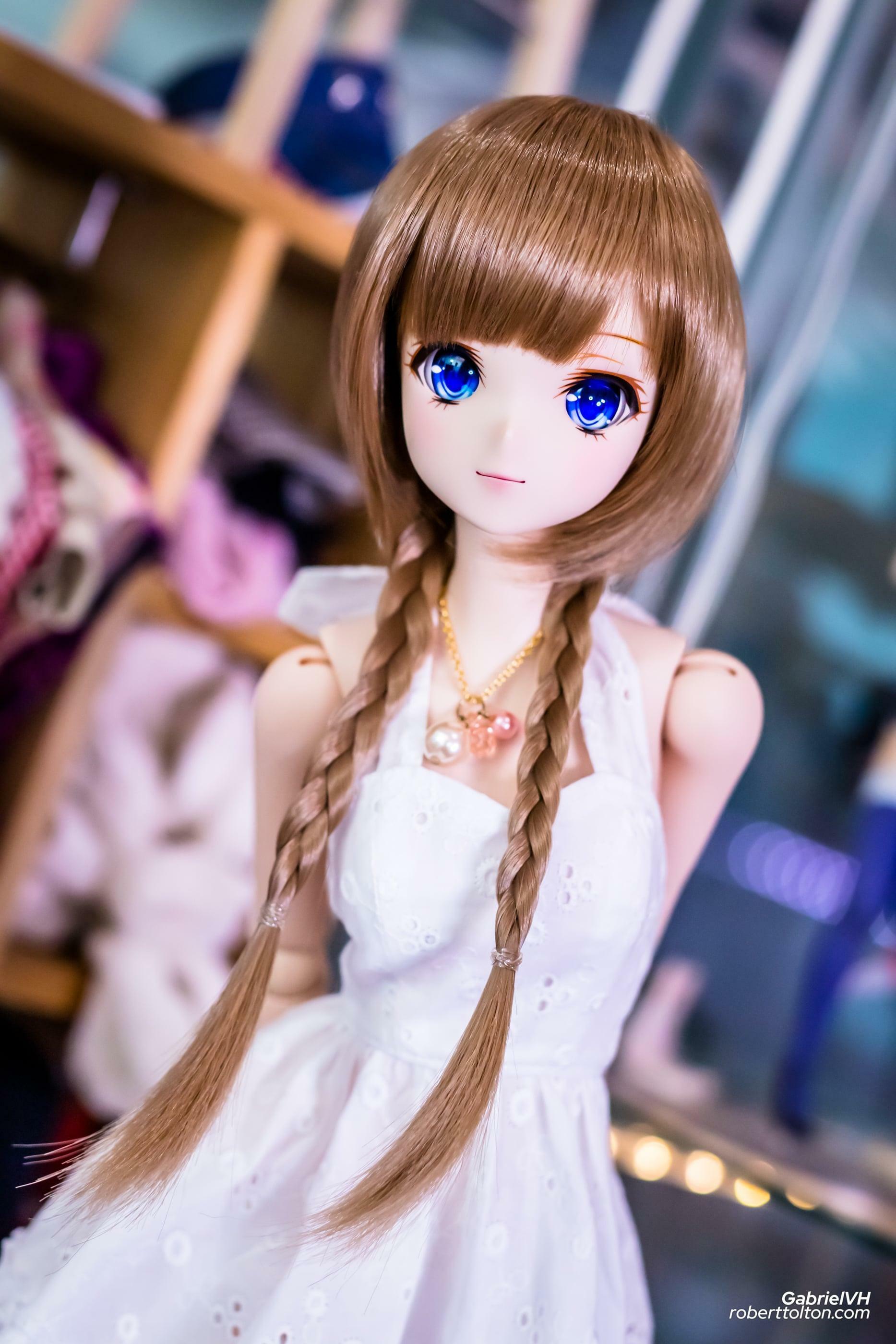 Starlight White Spring Dress 3