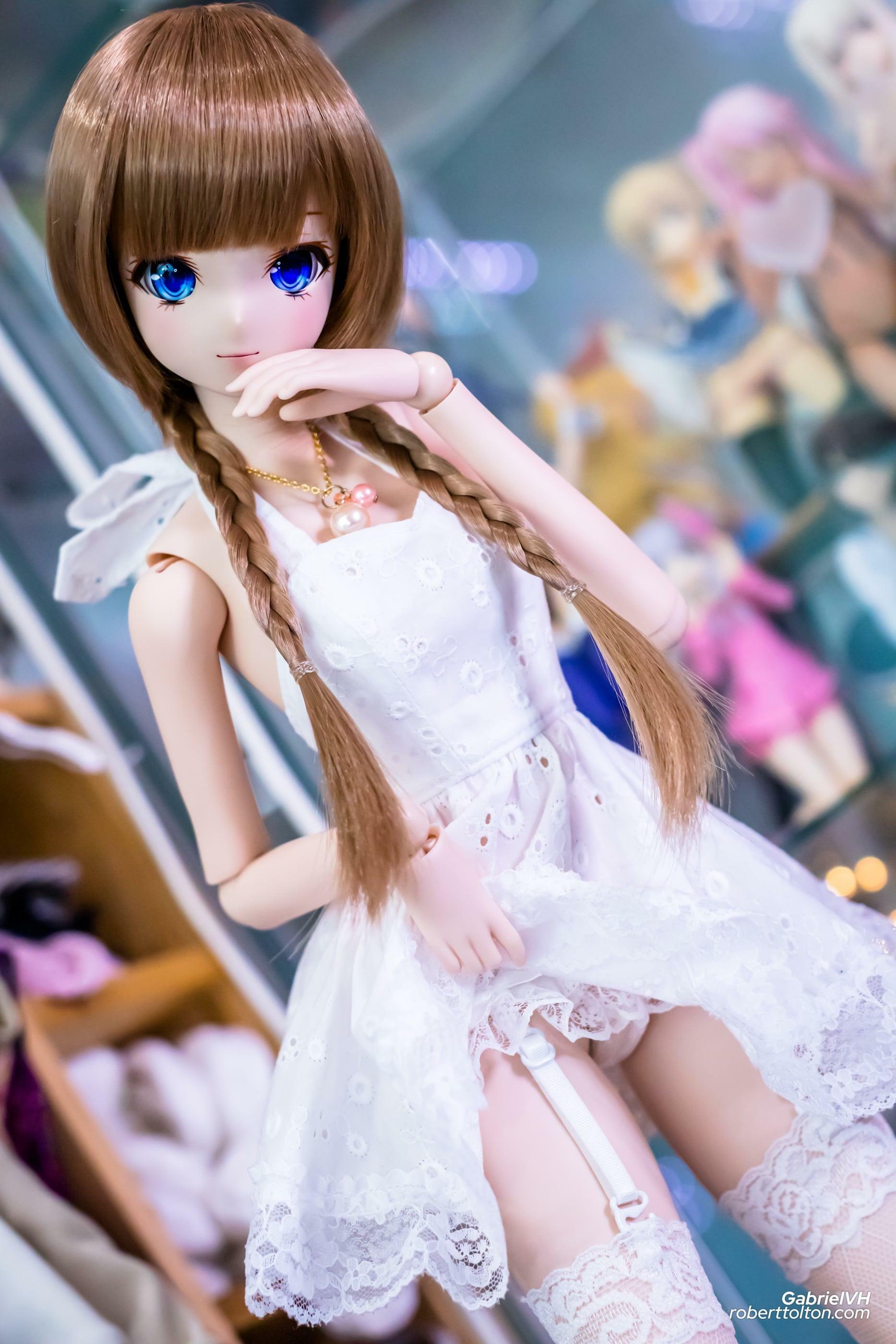 Starlight White Spring Dress 4