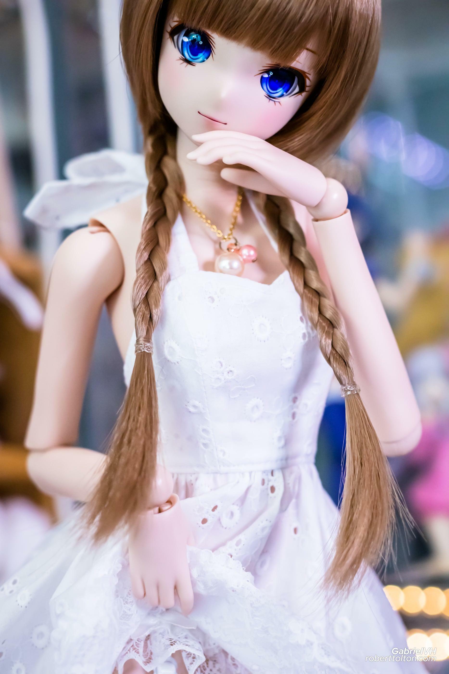 Starlight White Spring Dress 5