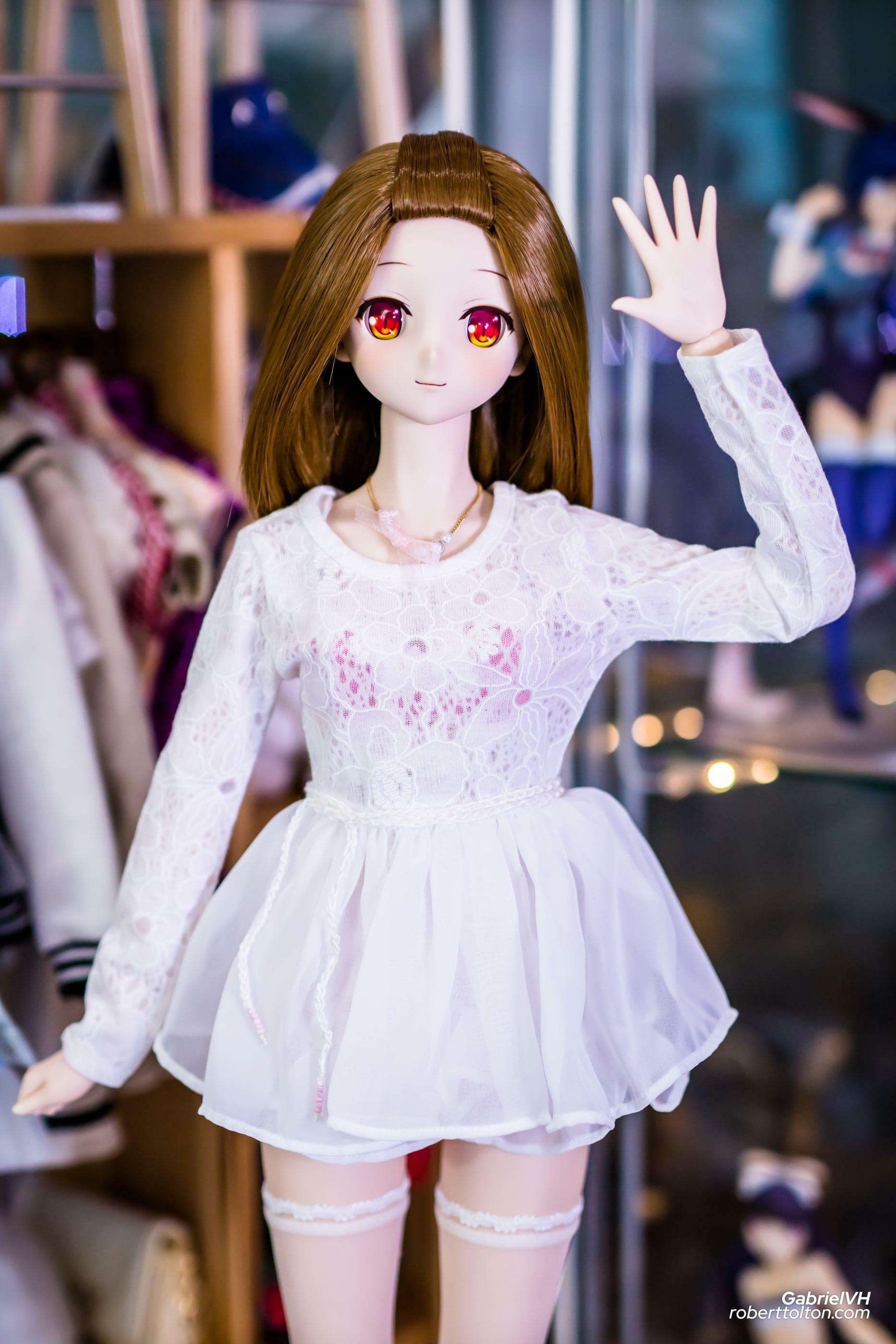 Yaya White Spring Dress 2