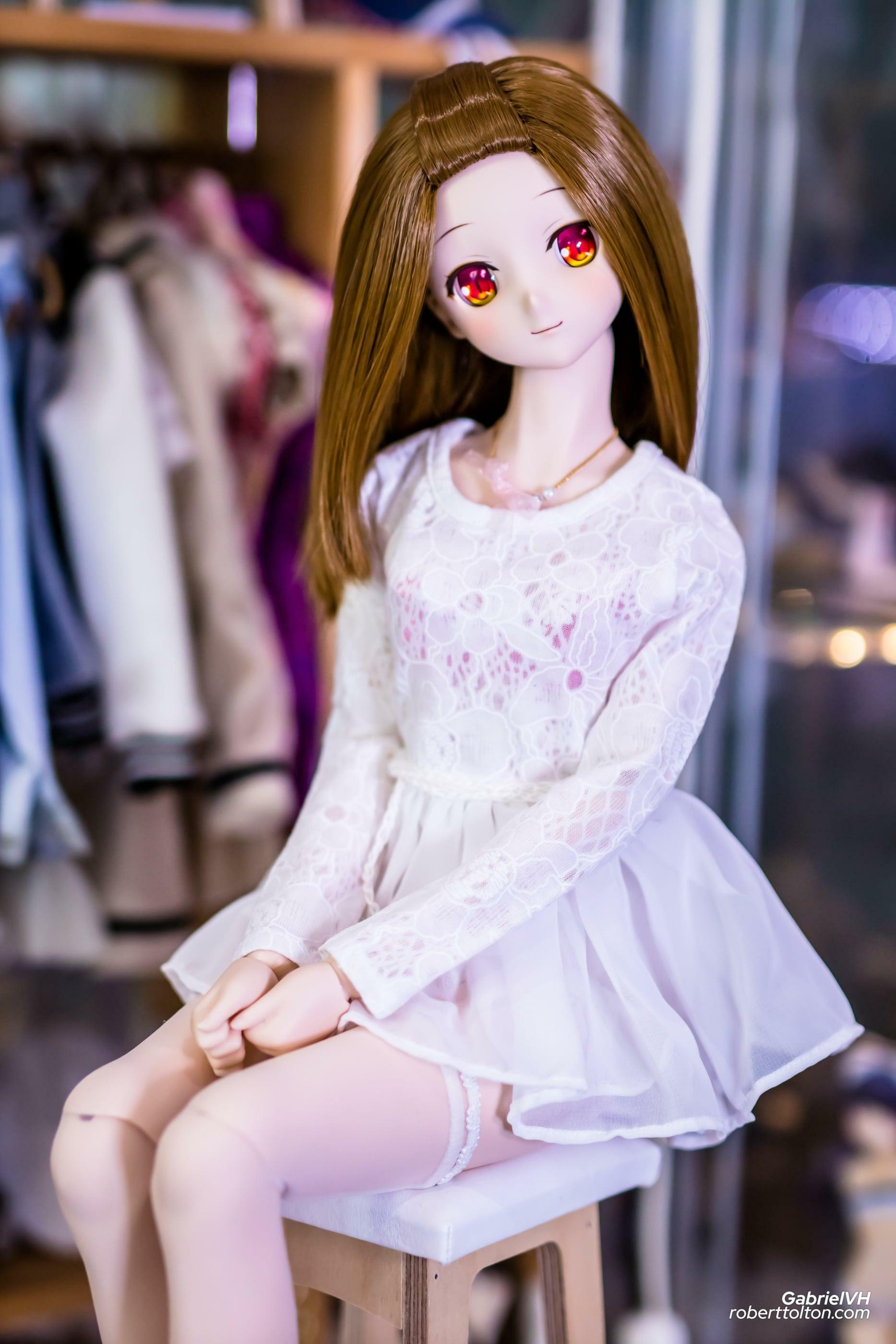 Yaya White Spring Dress 5