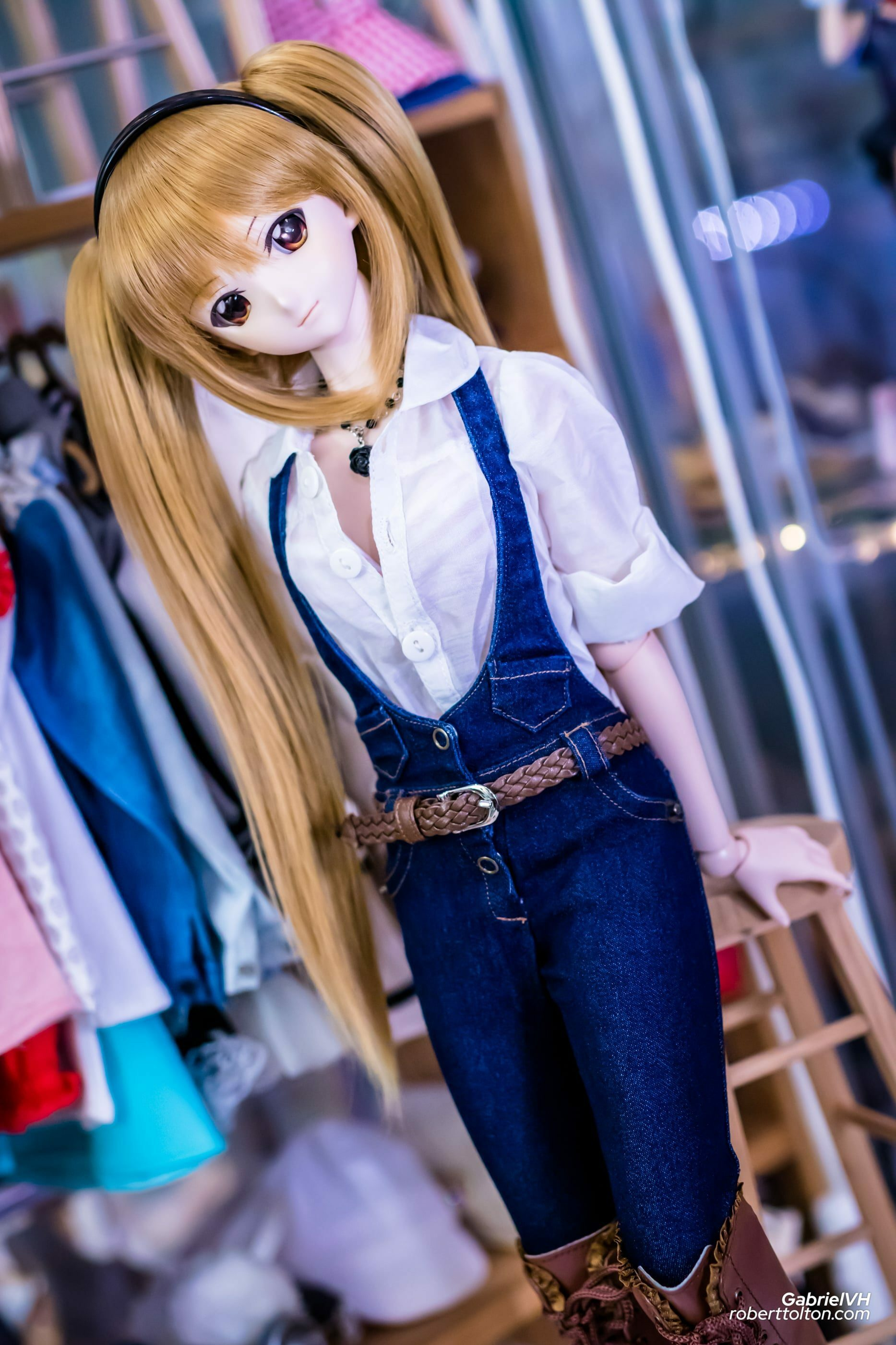 Saber Lily Country Girl 4
